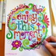 Zen and the Art of the Adult Coloring Book